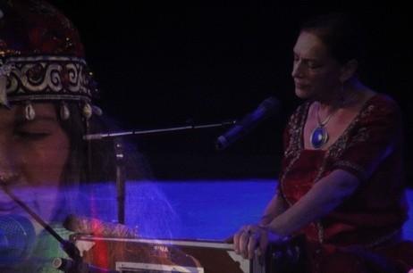 Concerts au Mandapa les 19 et 22 mai 2016 : Véra Sazhina et Poumi Lescaut