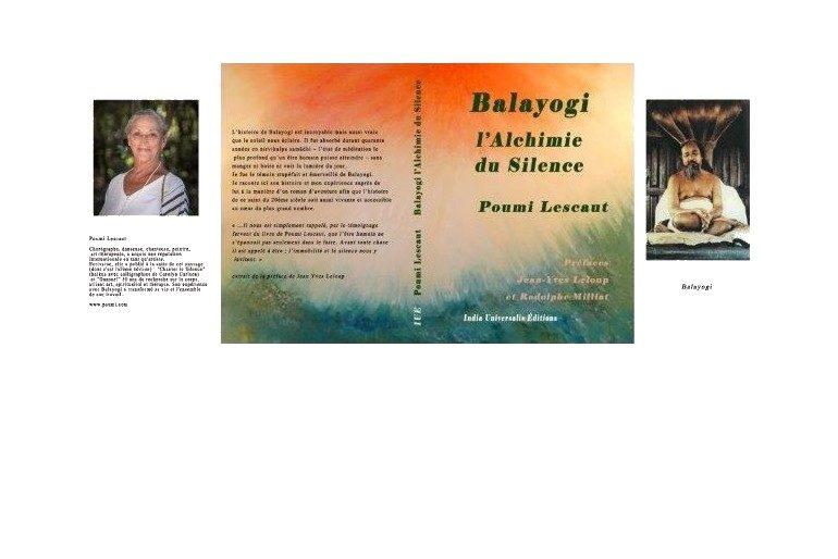Permalien vers:3ème édition de «Balayogi l'Alchimie du Silence»